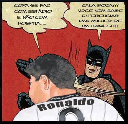 Ronaldo e as suas pérolas!