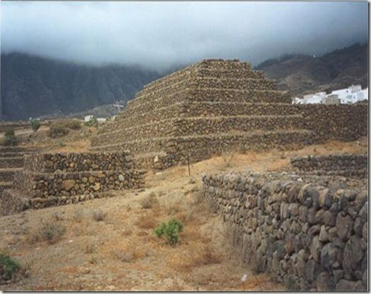As pirâmides de Guimar