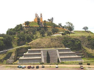 Gran Piramide de Cholula