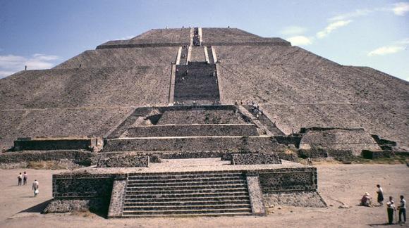 Pirâmide do Sol