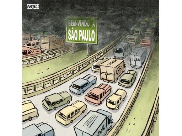 Bem-vindo a São Paulo