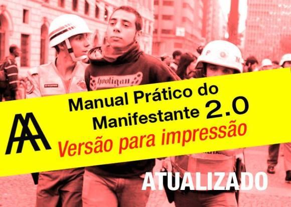 manual pratico do manifestante