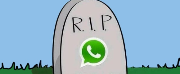 RIP-Whatsapp